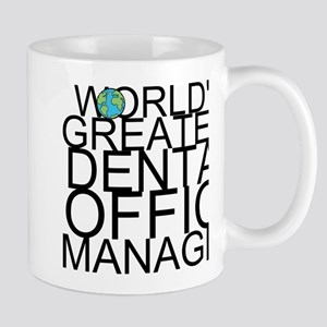 World's Greatest Dental Office Manager Mugs