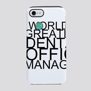 World's Greatest Dental Office Manager iPhone