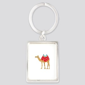 Desert Camel Keychains