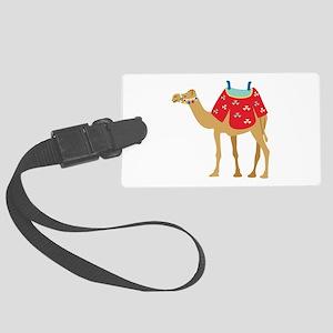 Desert Camel Luggage Tag