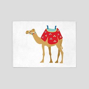 Desert Camel 5'x7'Area Rug