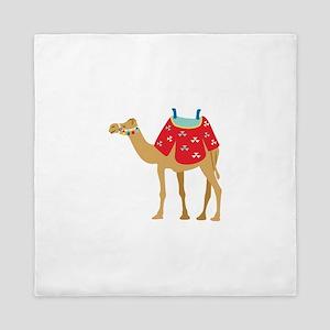 Desert Camel Queen Duvet
