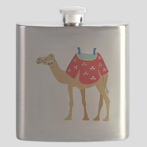 Desert Camel Flask