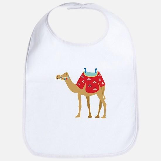 Desert Camel Bib