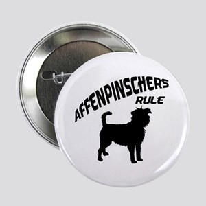 Affenpinschers Rule Button