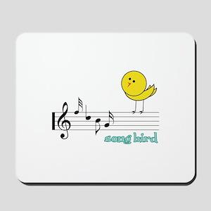 Song Bird Mousepad