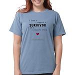 Survivor2b - Comfort Colors T-Shirt (w)
