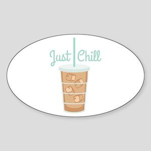 Just Chill Sticker