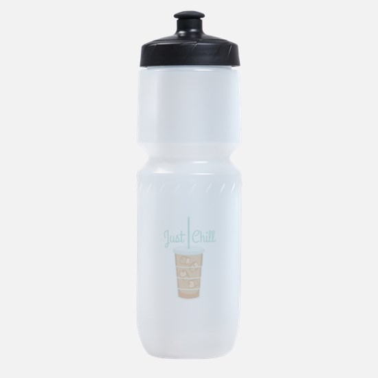 Just Chill Sports Bottle