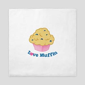 Love Muffin Queen Duvet