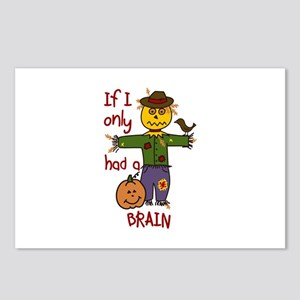 Oz Scarecrow Postcards (Package of 8)