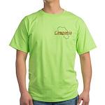 Campania Green T-Shirt