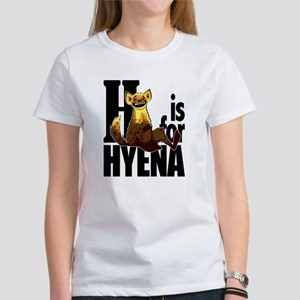 HisforHyena Women's Cap Sleeve T-Shirt