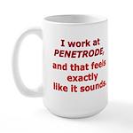 PENETRODE Large Mug