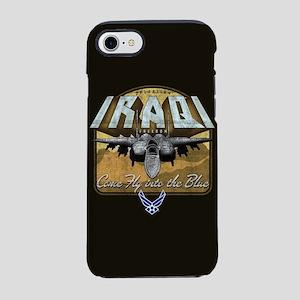 USAF Operation Iraqi Freedom iPhone 7 Tough Case