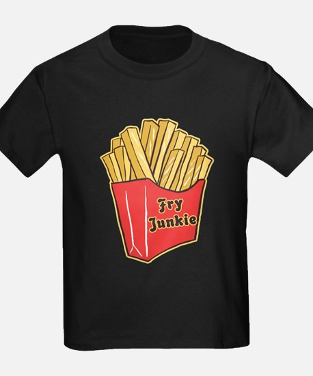 French Fry Junkie T