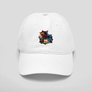 Spider Web 2 Cap