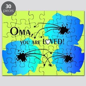 Oma Grandmother Puzzle