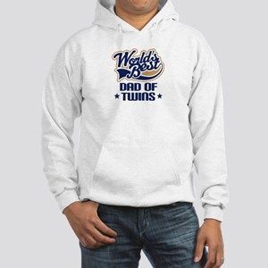 Dad Of Twins Hoodie