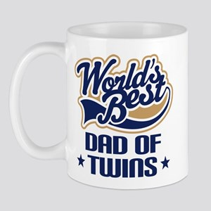 Dad Of Twins Mugs