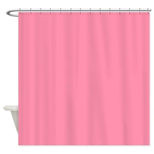 Pink Anchor Shower Curtains Gifts