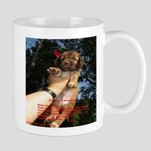 The Puppy Blessing Mug