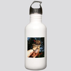 The Puppy Blessing Stainless Water Bottle 1.0L