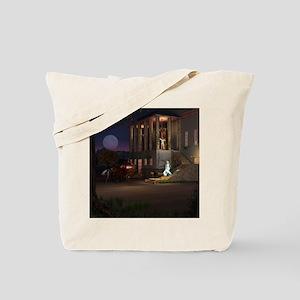 Cinderellas Coach Tote Bag