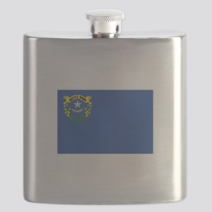 Flag of Nevada Flask