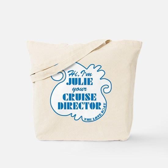 Love Boat Julie Cruise Director Tote Bag