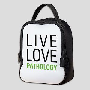 Live Love Pathology Neoprene Lunch Bag
