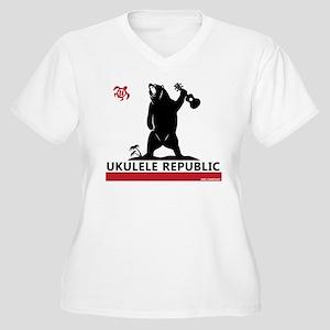 Ukulele Republic Plus Size T-Shirt