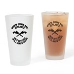 When Guns Are Outlawed Drinking Glass