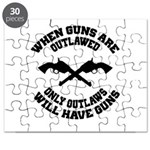 When Guns Are Outlawed Puzzle