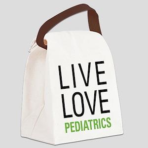 Pediatrics Canvas Lunch Bag