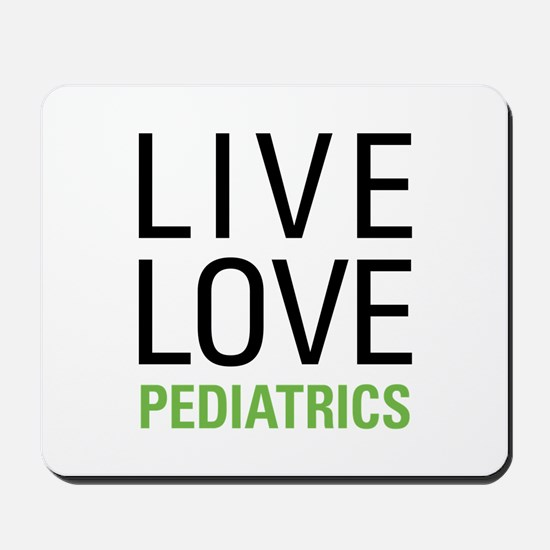 Pediatrics Mousepad