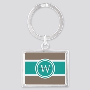 Custom Monogram Keychains