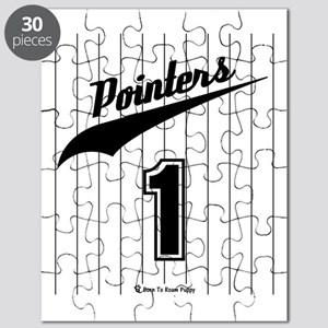 Pointer Jersey Puzzle