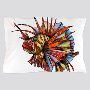 Orange Fish Pillow Case
