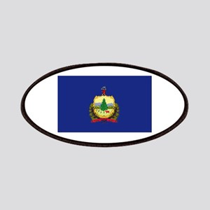 Flag of Vermont Patches