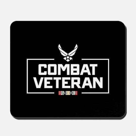 USAF Combat Veteran Mousepad