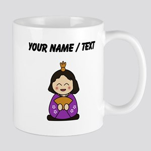 Custom Hinamatsuri Doll Mugs