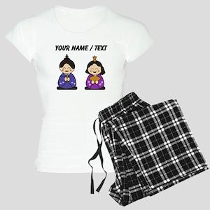 Custom Japanese Girls Day Dolls Pajamas