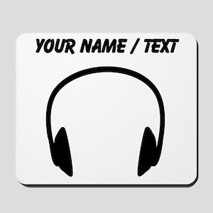 Custom Headphones Mousepad