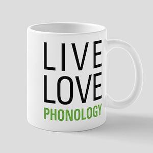 Phonology Mug
