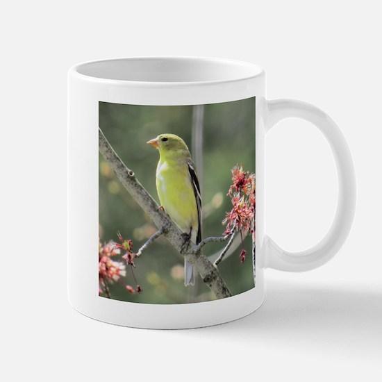 American Goldfinch Mugs