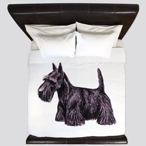 Scottish Terrier King Duvet
