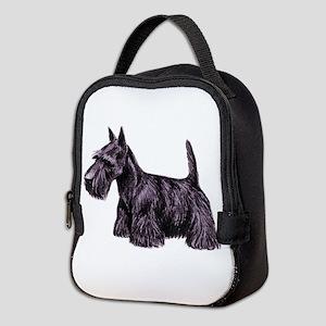 Scottish Terrier Neoprene Lunch Bag
