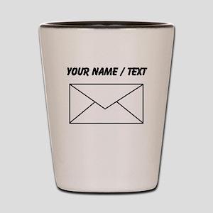 Custom Envelope Shot Glass