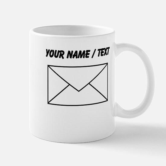 Custom Envelope Mugs